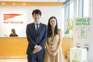 先進的な社会貢献活動に取り組む企業を学生が訪問 VOL.2 ユニクロ~(株)ファーストリテイリング