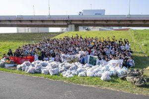 『SDGs』にもつながる記念すべき「第10回大学対校!ゴミ拾い甲子園」活動レポート〜全てが過去最大規模〜