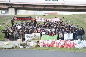 海を脅かすマイクロプラスチックを減らせ! 平成最後の「大学対校! ゴミ拾い甲子園」 開幕!