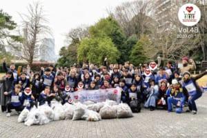 『JAPAN CLEAN WEEK 2020』開催! 運営担当の上智大学生が想い語る「周りの人や街に思いやりのココロを持ってもらいたい」